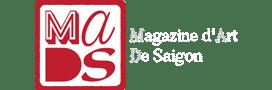 Logo of MADS, Magazine d\'Art Des Saigon