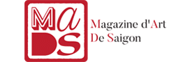Logo of MADS, Magazine d\'Art Des Saigon